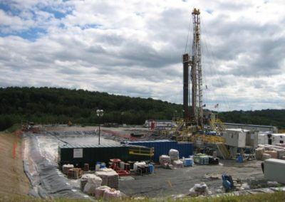 Cabot and Chesapeake Gas Rig Tours